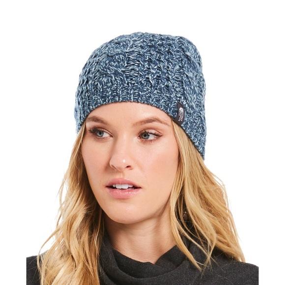 106bedbd6b5 NWOT The North Face Minna Beanie hat. M 5a5e633d46aa7cd5e6a54f1c